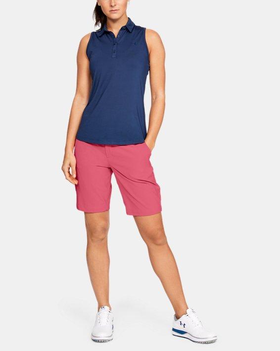 Women's UA Links Shorts, Pink, pdpMainDesktop image number 1