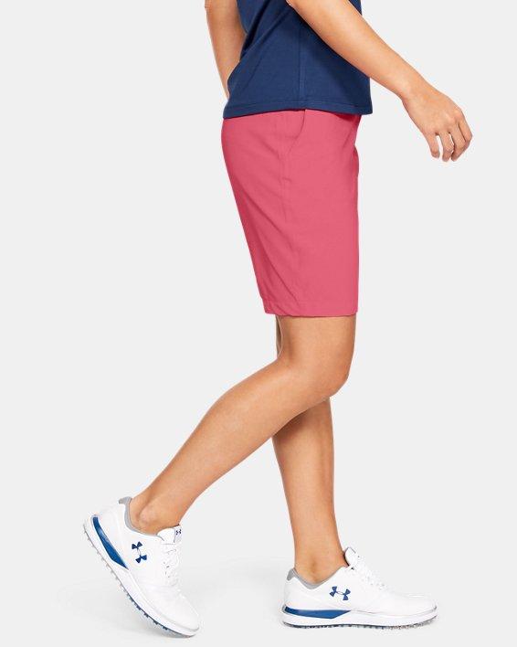 Women's UA Links Shorts, Pink, pdpMainDesktop image number 3