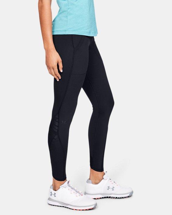 Women's UA Links Leggings, Black, pdpMainDesktop image number 3