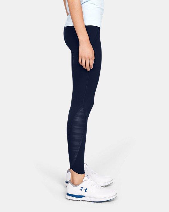 Legging UA Links pour femme, Navy, pdpMainDesktop image number 3