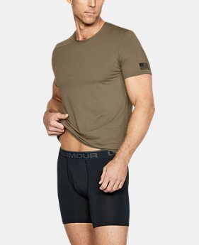 Men's UA Undershirt + Boxerjock® Set  1 Color $45