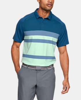 9688fadd Men's UA Iso-Chill Block Polo 3 Colors Available $100