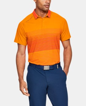 d271a5cb Men's UA Iso-Chill Power Play Polo 2 Colors Available $100