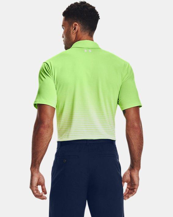 Men's UA Playoff Polo 2.0, Green, pdpMainDesktop image number 1