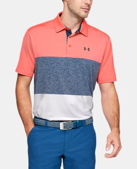 e976d6e5 Best Seller Men's UA Playoff Polo 2.0 28 Colors Available $65