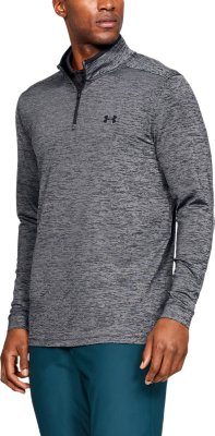 Details about  /NEW Under Armour Boys 1//4 Zip Pullover Top //Youth Med  Blk //NWT Small Gray NWOT