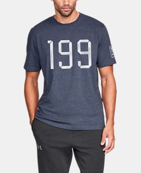 New Arrival Men's TB12 UA Vintage 199 T-Shirt  1 Color $34.99