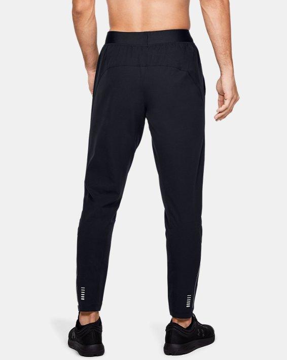 Men's UA Storm Shake It Off 2.0 Pants, Black, pdpMainDesktop image number 2