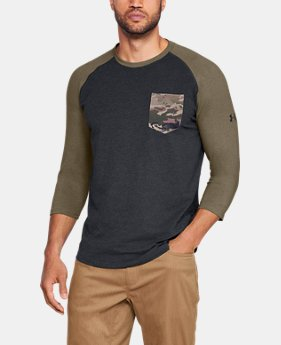 Men's UA Outdoor Utility T-Shirt  1  Color Available $35