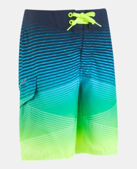 Under Armour Boys UA Rigid Boardshorts Under Armour Kids