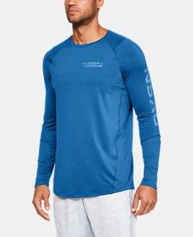 Men s UA MK-1 Graphic Long Sleeve 1 Color Available  35 46c8e51230a