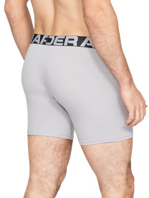 Under Armour Men/'s cotton boxer briefs shorts sports underwear 3pc