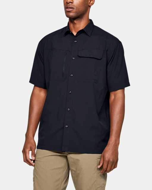 Men's UA Tac Hunter Short Sleeve