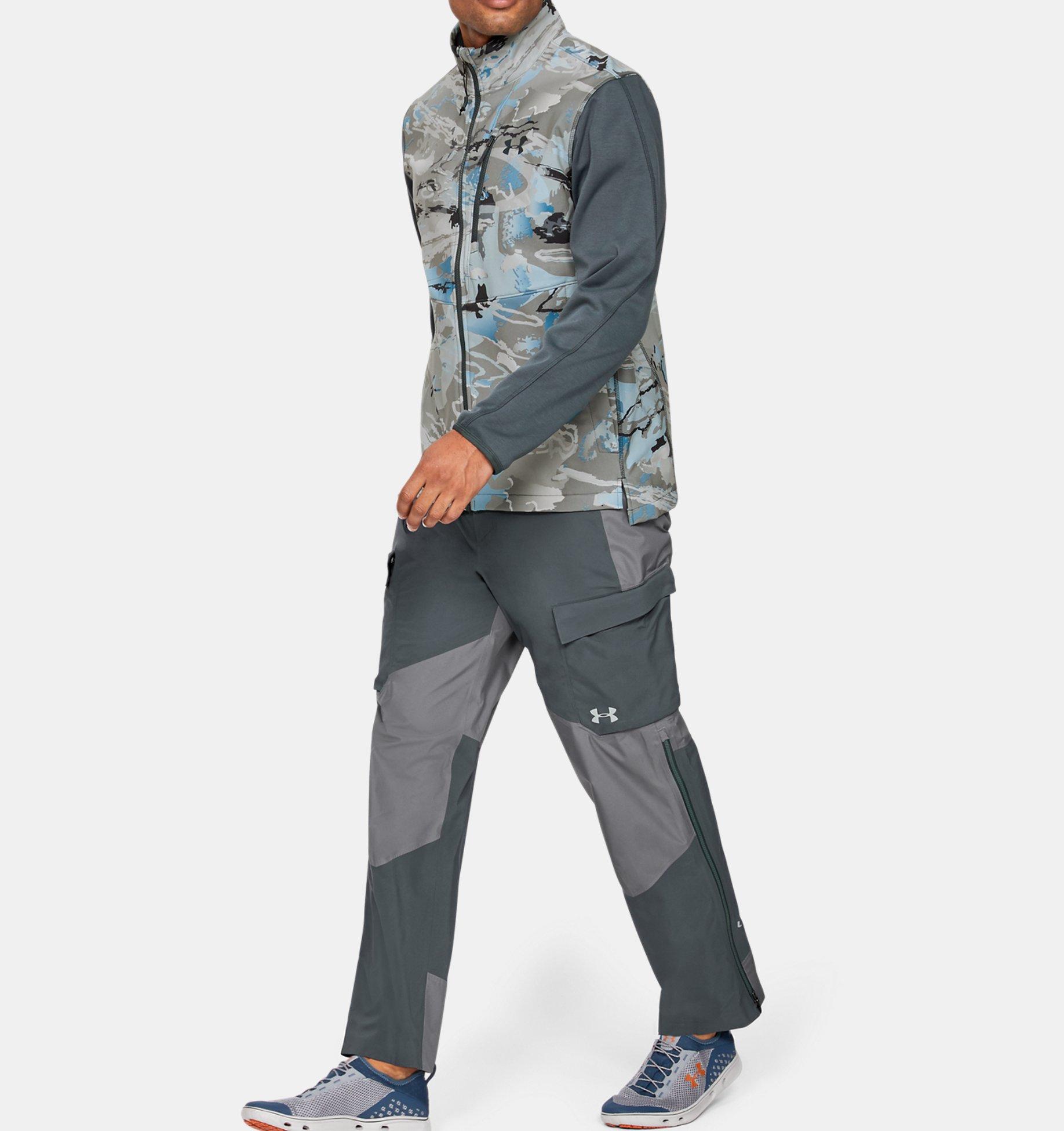 Underarmour Mens UA Shoreman Hybrid Jacket