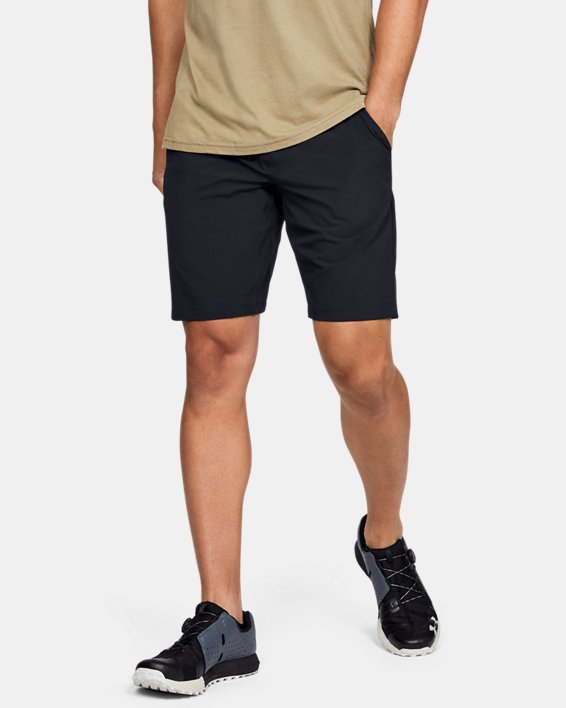 Men's UA Mantra Shorts, Black, pdpMainDesktop image number 0