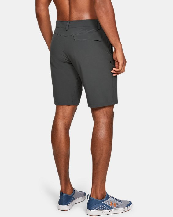 Men's UA Mantra Shorts, Gray, pdpMainDesktop image number 2
