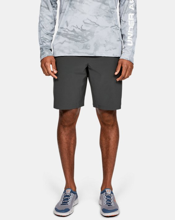 Men's UA Mantra Shorts, Gray, pdpMainDesktop image number 0