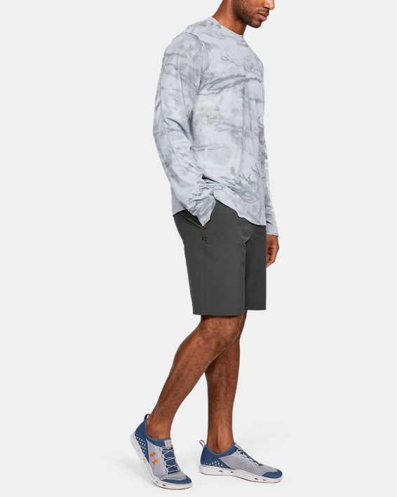 Men's UA Mantra Shorts, Gray, pdpMainDesktop image number 1