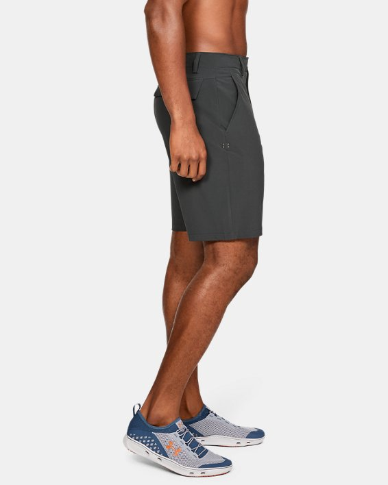 Men's UA Mantra Shorts, Gray, pdpMainDesktop image number 3