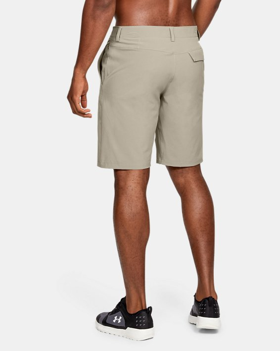 Men's UA Mantra Shorts, Brown, pdpMainDesktop image number 2