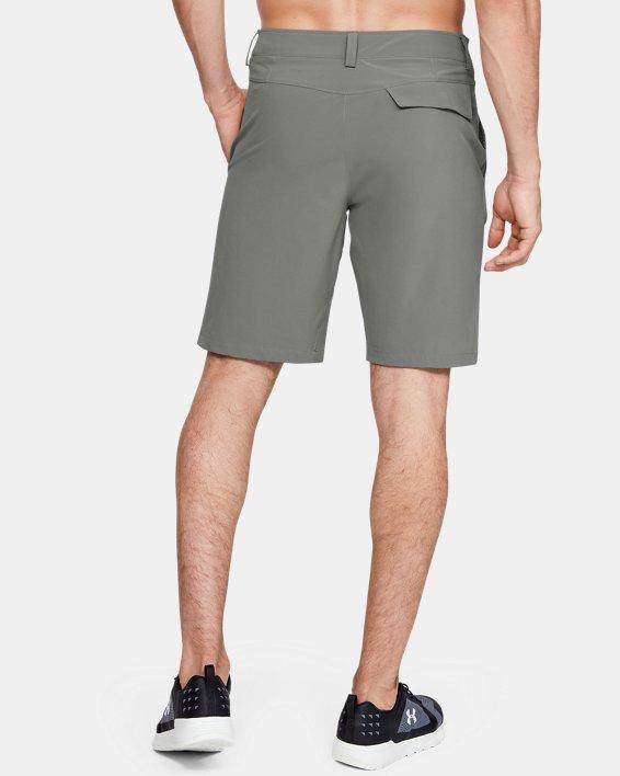Men's UA Mantra Shorts, Green, pdpMainDesktop image number 2