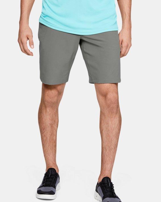 Men's UA Mantra Shorts, Green, pdpMainDesktop image number 0