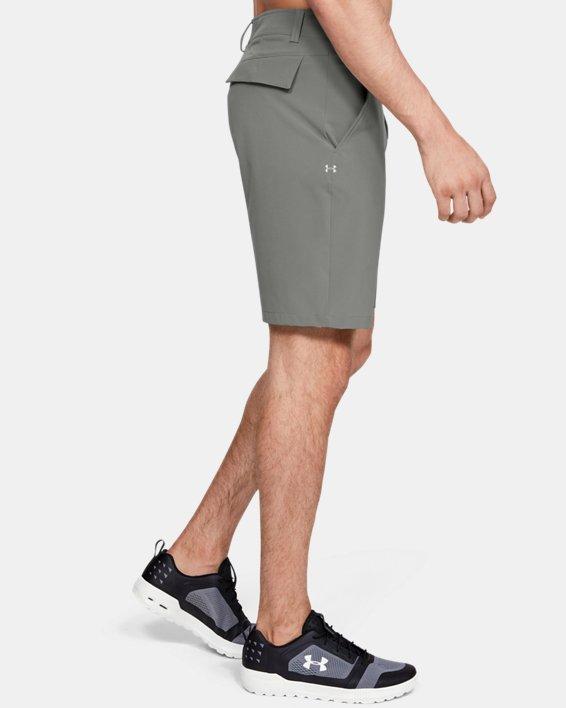 Men's UA Mantra Shorts, Green, pdpMainDesktop image number 3