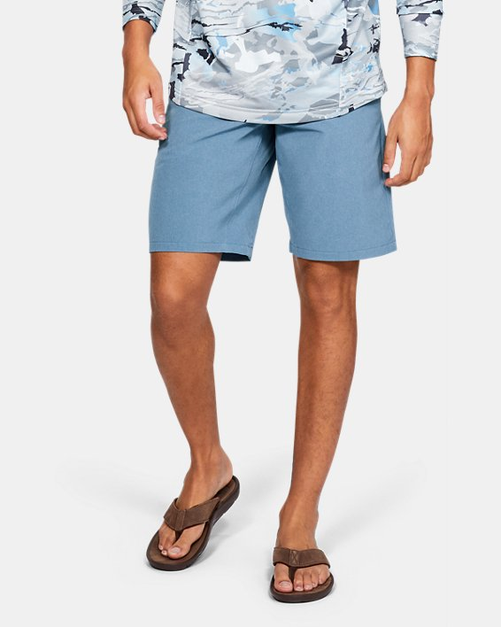 Men's UA Mantra Shorts, Blue, pdpMainDesktop image number 0