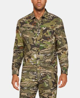 6bd879d5469d New Arrival Men s UA ArmourVent™ NFZ Camo Button Down 1 Color Available  100
