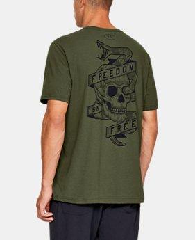 Men s UA Freedom Isn t Free T-Shirt 3 Colors Available  25 7c0bcf553