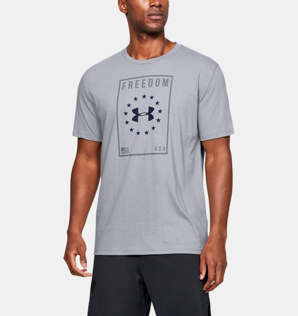 ccb4dbd5 Men's UA Freedom Lockup T-Shirt | Under Armour US