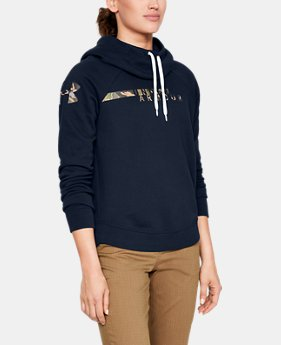 Women's UA Favorite Fleece Camo Logo 30% OFF ENDS 11/26 1  Color Available $42