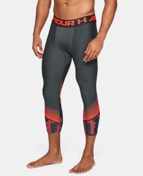 d1fc2d219843b Men's HeatGear® Armour ¾ Leggings 1 Color Available $45