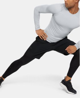 0169698176651 Men's UA RUSH™ Leggings 2 Colors Available $70
