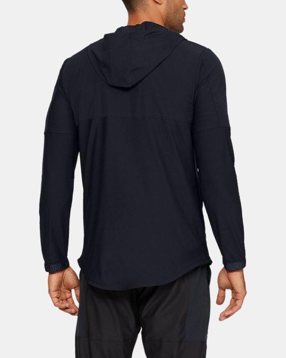 Men's UA Vanish Hybrid Jacket, Black, pdpMainDesktop image number 2