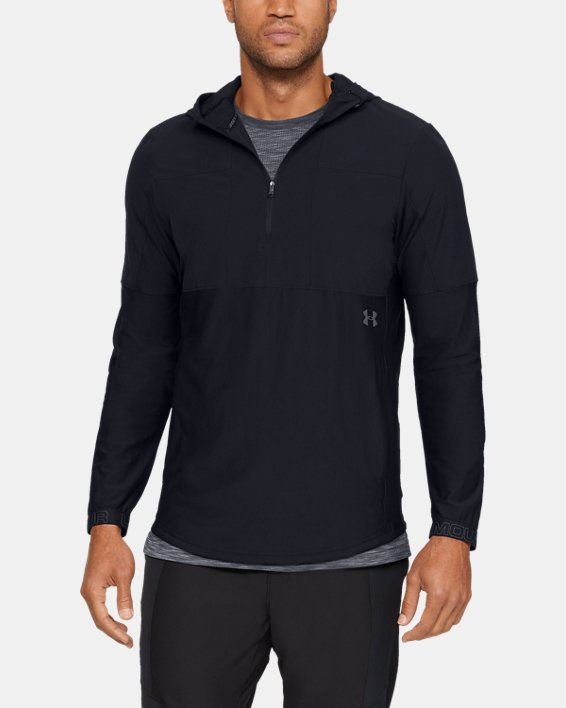 Men's UA Vanish Hybrid Jacket, Black, pdpMainDesktop image number 0