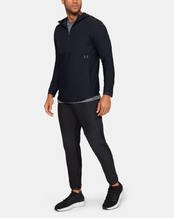 Men's UA Vanish Hybrid Jacket, Black, pdpMainDesktop image number 1