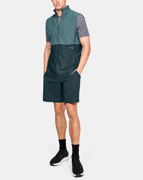 Men's UA Vanish Hybrid Vest, Blue, pdpMainDesktop image number 1