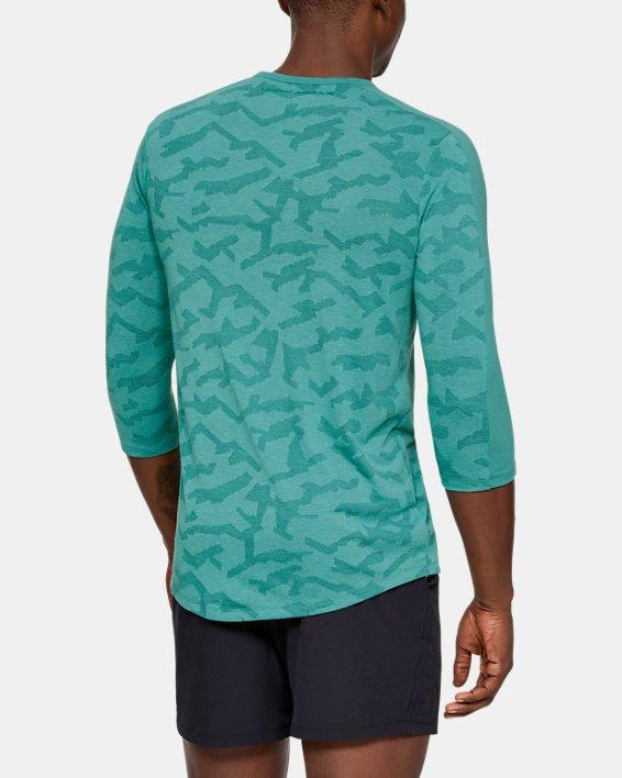 Men's UA Siro Elite Utility T-Shirt, Blue, pdpMainDesktop image number 2