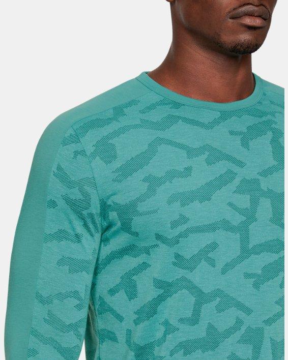 Men's UA Siro Elite Utility T-Shirt, Blue, pdpMainDesktop image number 5