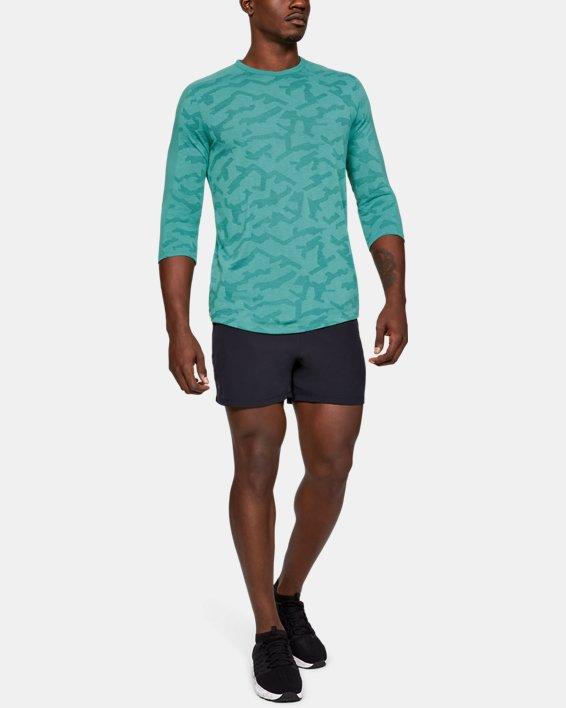 Men's UA Siro Elite Utility T-Shirt, Blue, pdpMainDesktop image number 1