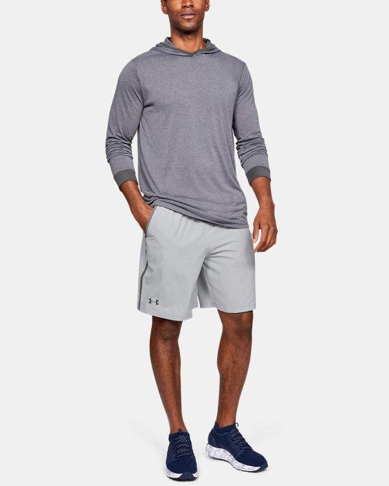 Men's UA Qualifier WG Perf Shorts, Gray, pdpMainDesktop image number 1