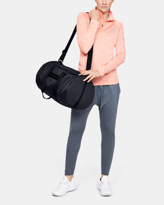 Women's UA Favorite Duffle, Gray, pdpMainDesktop image number 0