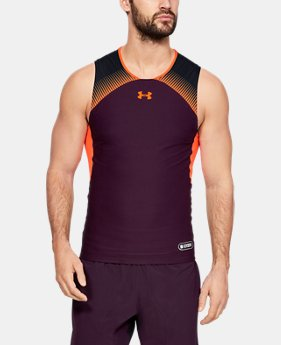 69b41dbcd7251 Men s NFL Combine Authentic Sleeveless Compression 1 Color Available  60
