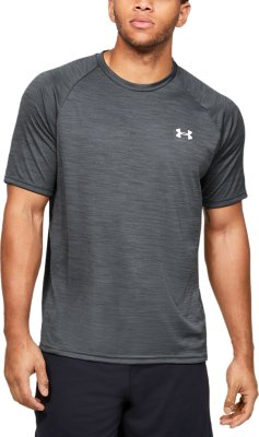 Under Armour Mens Ua Speed Stride Printed Ss Short-Sleeve Shirt