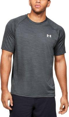 Under Armour Mens Ua Speed Stride Printed Ss Short-Sleeve Shirt