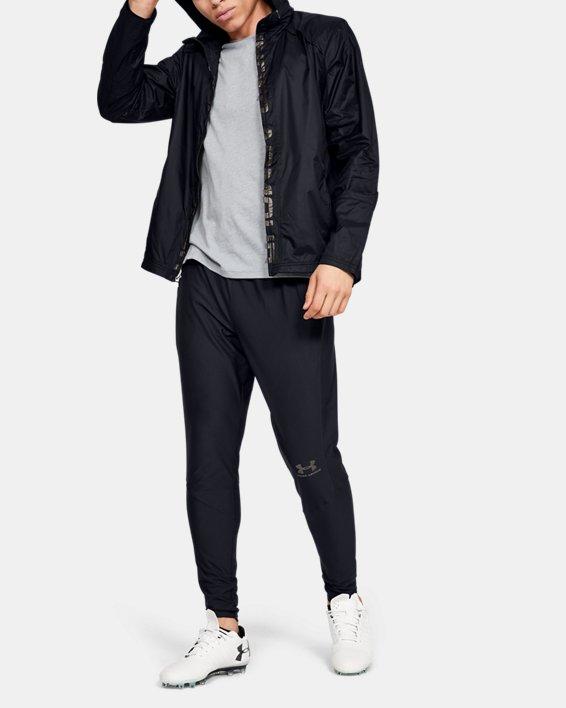 Men's UA Accelerate Pro Pants, Black, pdpMainDesktop image number 1