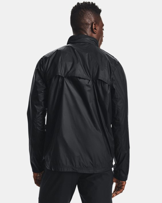 Men's UA Storm Accelerate Pro Shell Jacket, Black, pdpMainDesktop image number 3