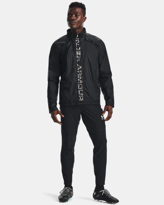 Men's UA Storm Accelerate Pro Shell Jacket, Black, pdpMainDesktop image number 1