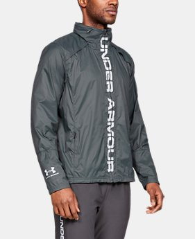 081ee4448e1169 Men s UA Storm Accelerate Pro Shell Jacket 1 Color Available  110